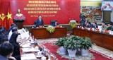 Chủ tịch Quốc hội Vương Đình Huệ kiểm tra công tác chuẩn bị bầu cử tại thành phố Hải Phòng