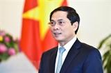 Новоназначенный министр иностранных дел Вьетнама совершил онлайн-разговоры с австралийскими малайзийскими филиппинскими коллегами