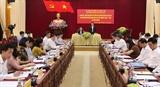 Phó Chủ tịch Quốc hội Nguyễn Đức Hải kiểm tra công tác chuẩn bị bầu cử tại Yên Bái