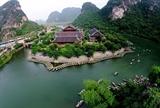 Ниньбинь готовится к торжественному открытию Посещение Вьетнама в 2021 году