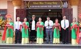 Выставка культуры чамов Ниньтхуана и Куангнама продолжается