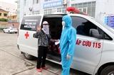 Bệnh nhân cuối cùng điều trị tại Hải Dương được ra viện