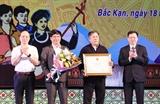 Le chant de Sli des Nùng de la province de Bac Kan est reconnu comme patrimoine immatériel national