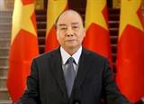 Presidente de Vietnam intervendrá en cumbre climática a invitación de Joe Biden
