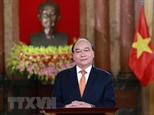 Президент Вьетнама Нгуен Суан Фук принял участие в открытии Азиатского форума Боао