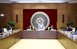 Chủ tịch Quốc hội Vương Đình Huệ: Hội đồng Dân tộc đóng góp lớn vào việc ban hành chính sách vùng dân tộc thiểu số và miền núi