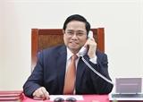 Vietnam-Singapour: Conversation téléphonique entre les Premiers ministres