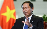 新任外交部长裴青山提出越南外交的四大优先事项