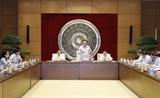Chủ tịch Quốc hội Vương Đình Huệ: Văn hóa và xã hội có tính tương hỗ và liên thông