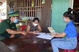 21일 캄보디아에서 온 밀입국자 코로나 음성