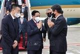 越南政府总理范明政赴印尼出席东盟领导人会议