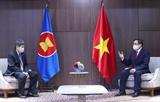 Thắt chặt và củng cố đoàn kết tương trợ với các quốc gia ASEAN