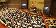 Final session of the 14th legislature decides on top leadership positions