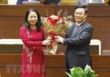 Vo Thi Anh Xuan elegida vicepresidenta de Vietnam por el Parlamento
