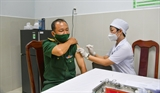 COVID-19 : Près de 54.000 cityoyens vietnamiens sont vaccinés
