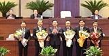 Eligen dirigentes de Asamblea Nacional y Auditoría Estatal de Vietnam