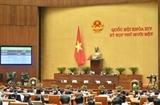 Clausurarán hoy último período de sesiones del Parlamento vietnamita de la XIV legislatura