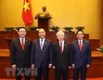 Еще больше поздравлений вьетнамским руководителям