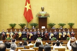 LAN approuve la nomination des vice-Premiers ministres Le Minh Khai et Le Van Thanh