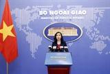 МИД Вьетнама: Вьетнам последовательно реализует внешнюю политику независимости самостоятельности многосторонности