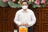 Llama premier de Vietnam a esfuerzos de toda la nación contra COVID-19