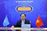 베트남 공통 문제 해결 위한 다자협력 촉진 희망