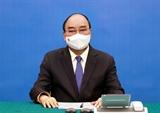 Президент провел телефонные переговоры с премьер-министром Японии