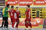 Вьетнам приближается к финалу чемпионата мира по футзалу