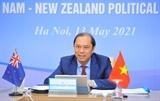 Quan hệ hợp tác Việt Nam – New Zealand đang phát triển mạnh mẽ ngày càng tin cậy