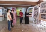 Выставка посвященная президенту Хо Ши Мину открылась на бывшей революционной базе