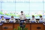 Премьер-министр провел рабочее совещание с официальными лицами Хошимина