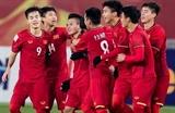 Вьетнам вошел в группу сборных отборочного турнира Кубка Азии до 23 лет