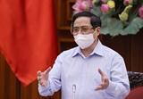 Thủ tướng: Ngành Y tế phải khắc phục ngay hạn chế khó khăn coi nhiệm vụ bảo vệ sức khỏe nhân dân là trên hết