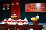 Chủ tịch nước Nguyễn Xuân Phúc tiếp xúc cử tri thành phố Hồ Chí Minh