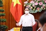 Thủ tướng Phạm Minh Chính: Trang bị kiến thức và truyền cảm hứng cho người dân trong chống dịch COVID-19