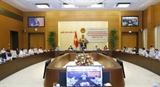 Chủ tịch Quốc hội Vương Đình Huệ chủ trì Hội nghị trực tuyến toàn quốc triển khai công tác bầu cử