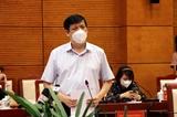 Bộ trưởng Bộ Y tế đề nghị Bắc Ninh đảm bảo an toàn trong khu công nghiệp