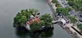 Thủy Trung Tiên - ngôi đền cổ 1000 năm tuổi ở hồ Trúc Bạch
