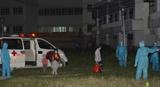 Bệnh viên dã chiến Hà Nam (Bệnh viện Bạch Mai cơ sở 2) nhận các ca F1