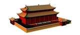 리왕조 탕롱 황성 3D 복원