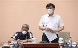 베트남 35명의 코로나 방역 전문가 라오스 파견