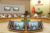 Le Premier ministre préside la réunion davril du gouvernement