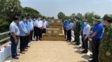 Long An hỗ trợ phòng dịch COVID -19 cho 2 tỉnh Campuchia