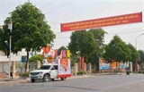 자라이(Gia Lai)성 선거 준비