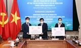 Thành phố Hồ Chí Minh hỗ trợ thủ đô của Lào và Campuchia phòng chống dịch COVID-19