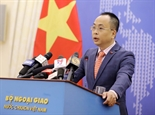 베트남 중국의 일방적인 조업 금지 조항에 강력 항의