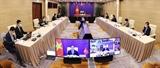 越南政府总理范明正出席第二届全球绿色目标伙伴2030峰会(P4G)并致辞