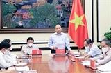 Chủ tịch nước chủ trì cuộc họp Xây dựng Đề án Chiến lược xây dựng và hoàn thiện Nhà nước pháp quyền XHCN Việt Nam