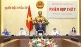Sesiona séptima reunión del Consejo Electoral Nacional
