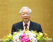 阮富仲总书记在关于推进学习和践行胡志明思想、道德和作风的全国总结会议上的讲话全文